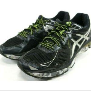 Asics GT-2000 3 Men's Running Shoes Size 11 Black